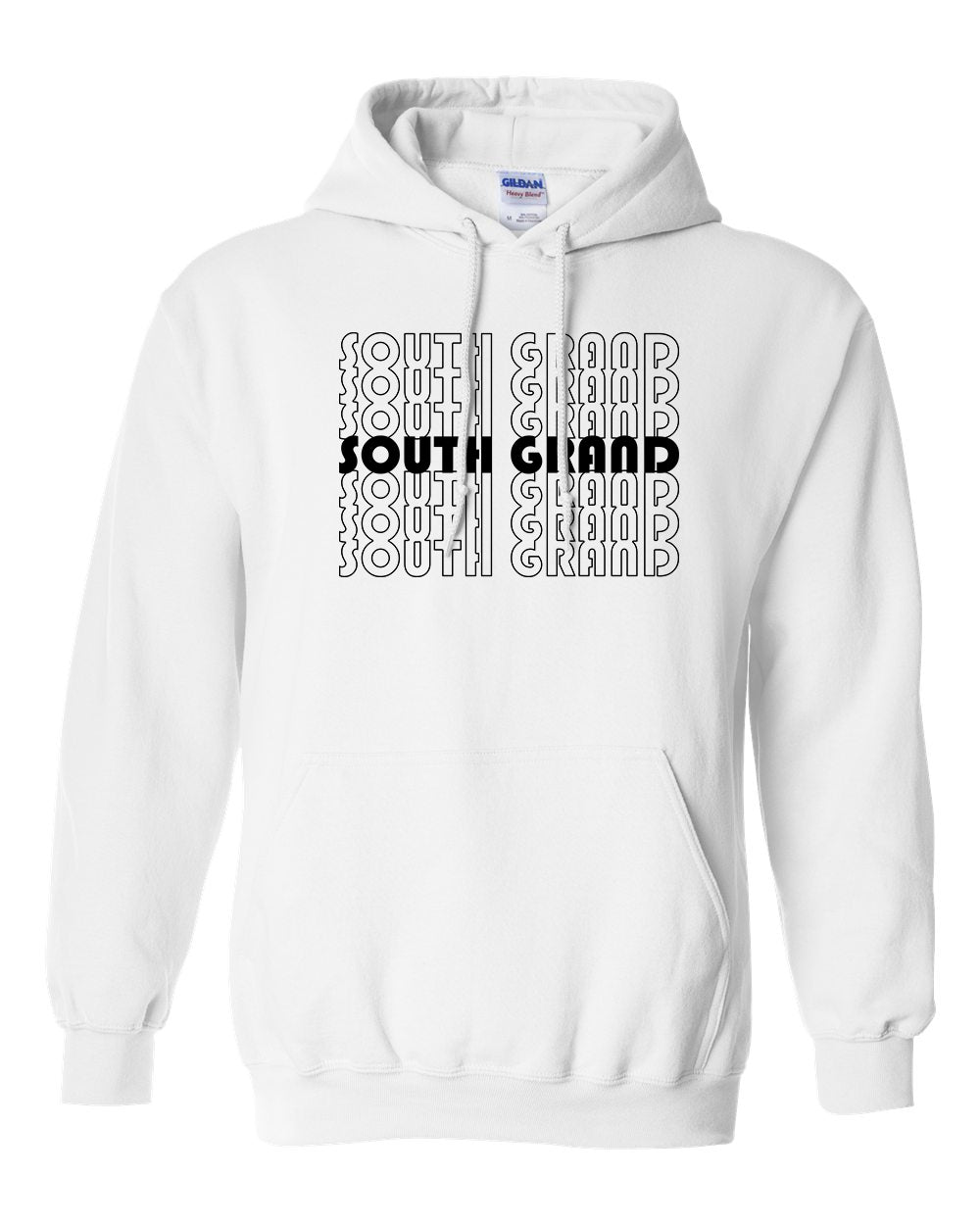 South Grand - Hoody