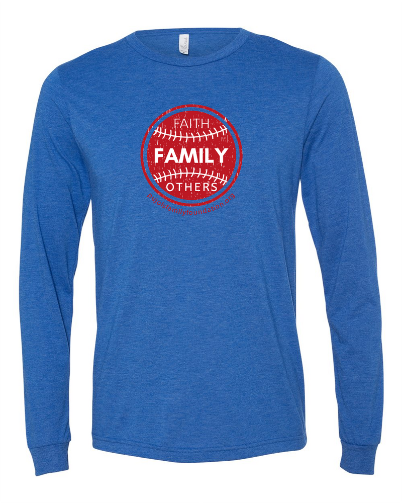 Faith Family Others - Long Sleeve
