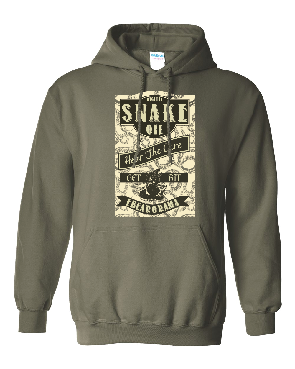 Digital Snake Oil - Hoody