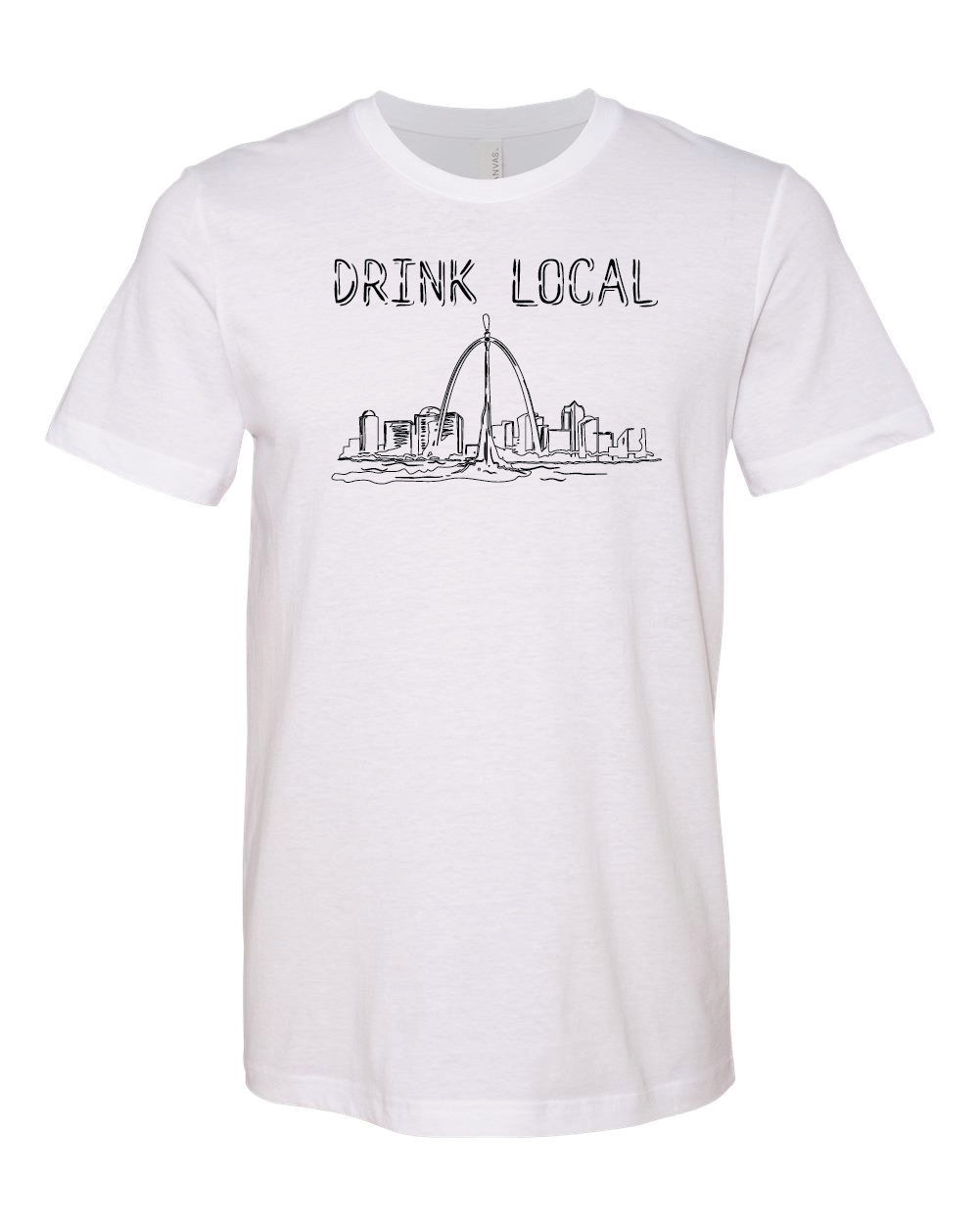 Drink Local - Tee