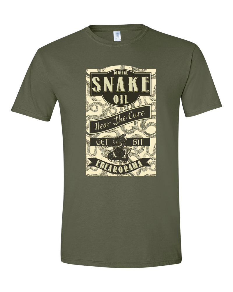 Digital Snake Oil - Tee