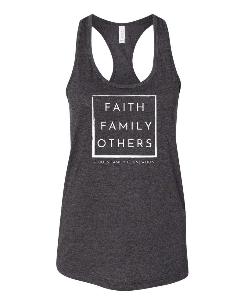 Faith Family Others - Racerback