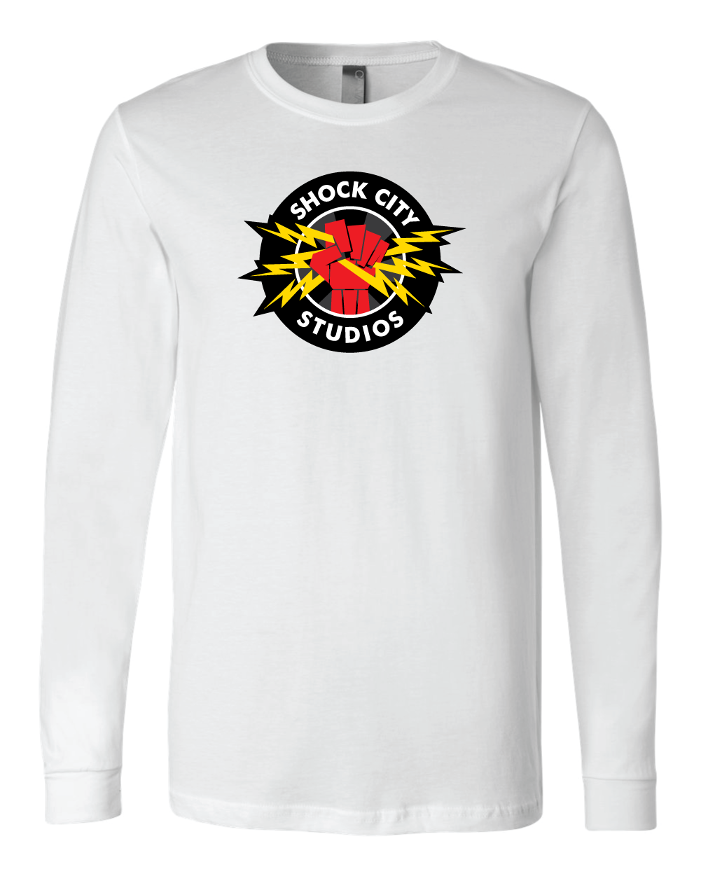 Shock City Logo - Long Sleeve