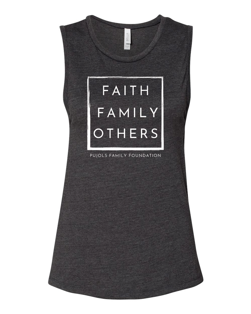 Faith Family Others - Women's Muscle Tank