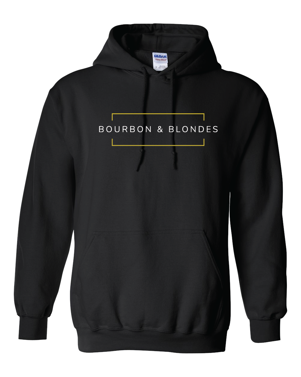 Bourbons & Blondes - Hoody