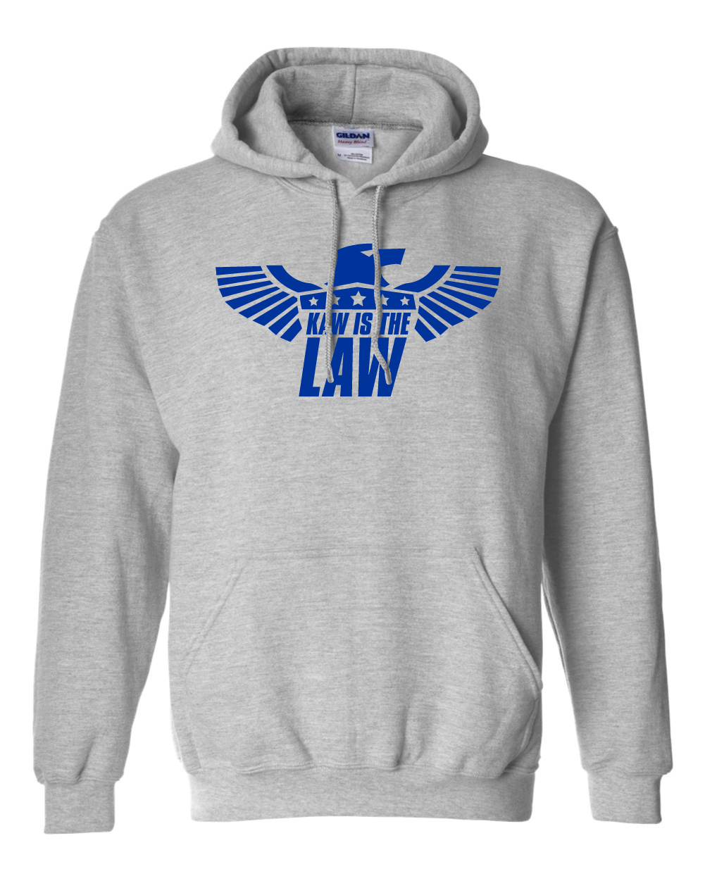 KAW is the LAW - Hoody