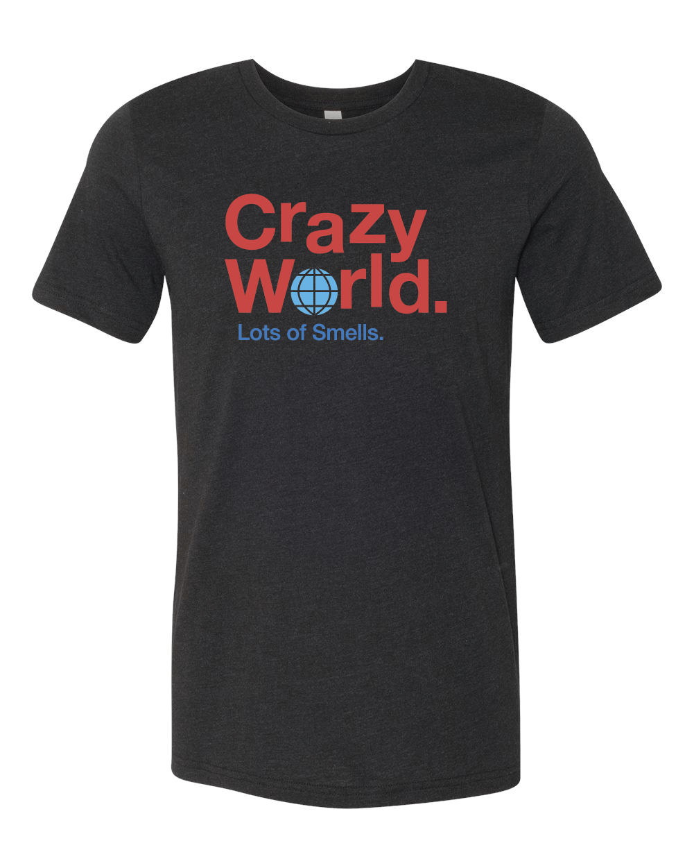 Crazy World - Tee