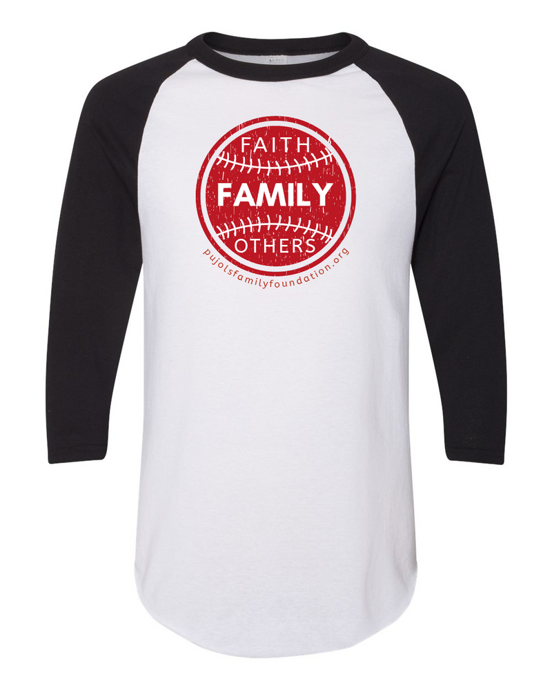 Faith Family Others - Baseball Tee