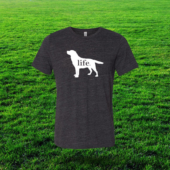 Labrador 'Dog Life' Gents T
