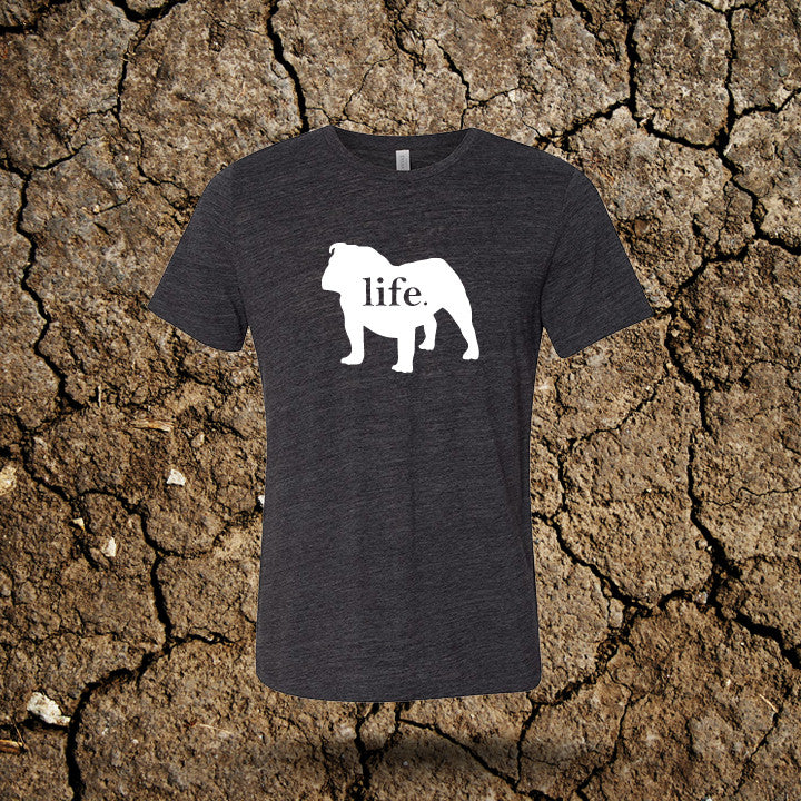 Bulldog 'Dog Life' Gents T