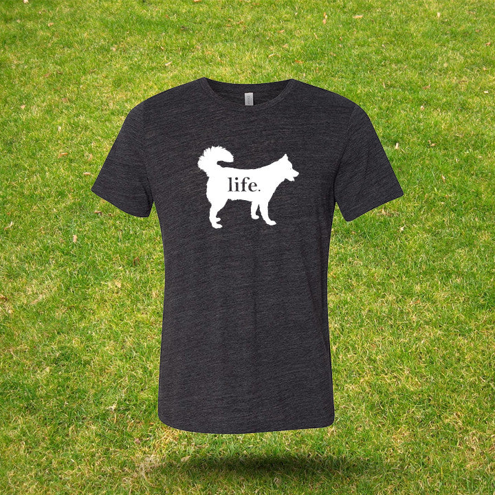 Husky 'Dog Life' Gents T