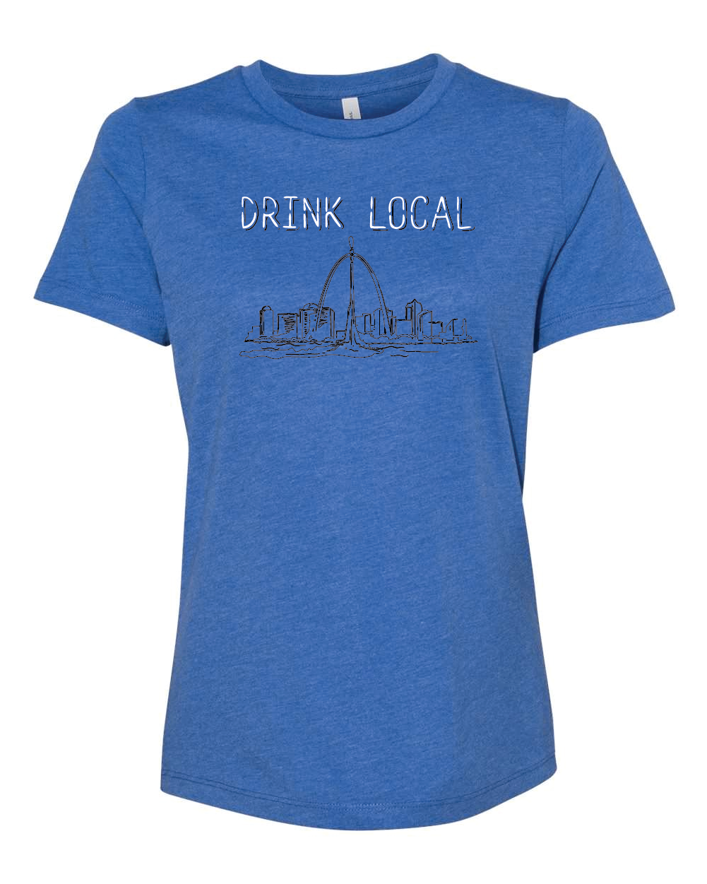 Drink Local - Ladies Tee
