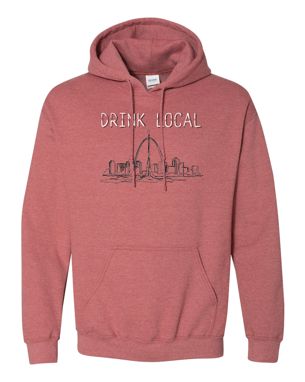Drink Local - Hoody