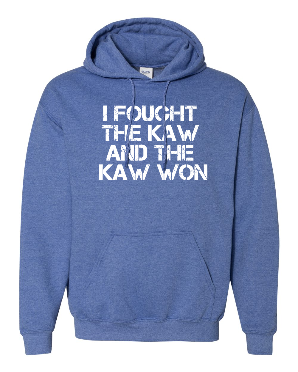 The Kaw Won - Hoody