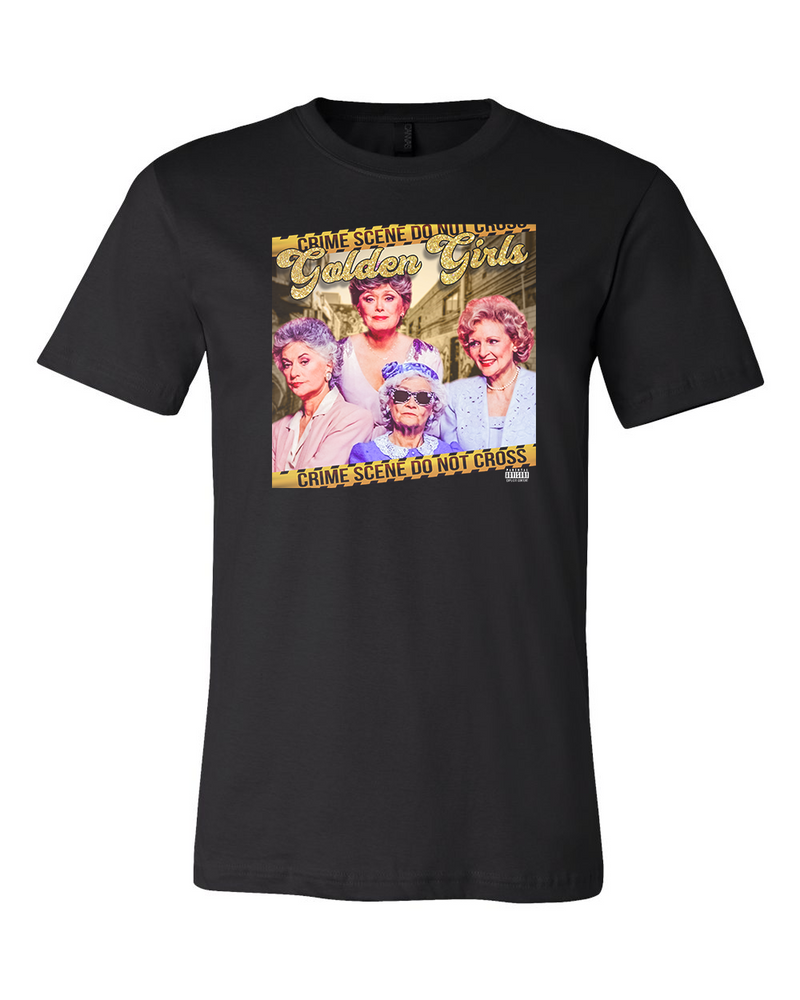 Golden Girls Mixtape - Tee