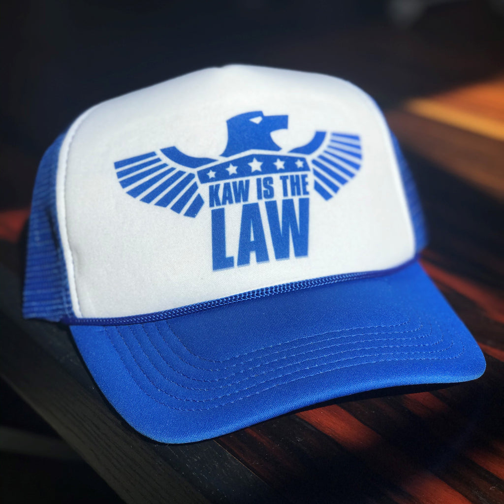 Kaw is the Law - Hat