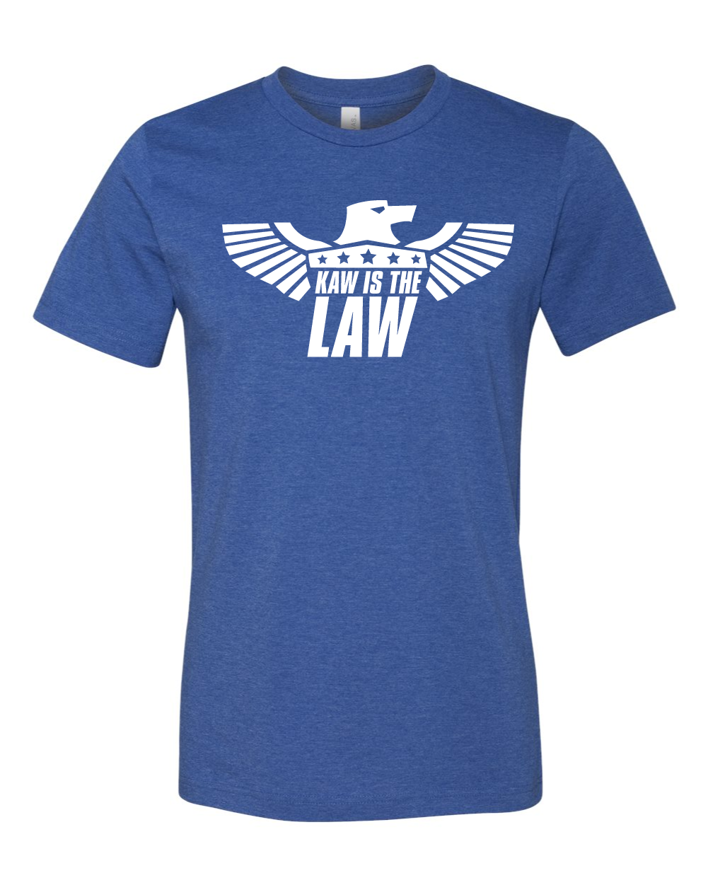 KAW is the LAW- Tee