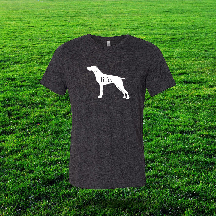 German Shorthaired Pointer 'Dog Life' Gents T