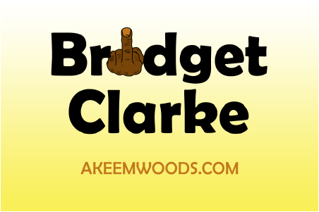 Akeem Bumper Sticker