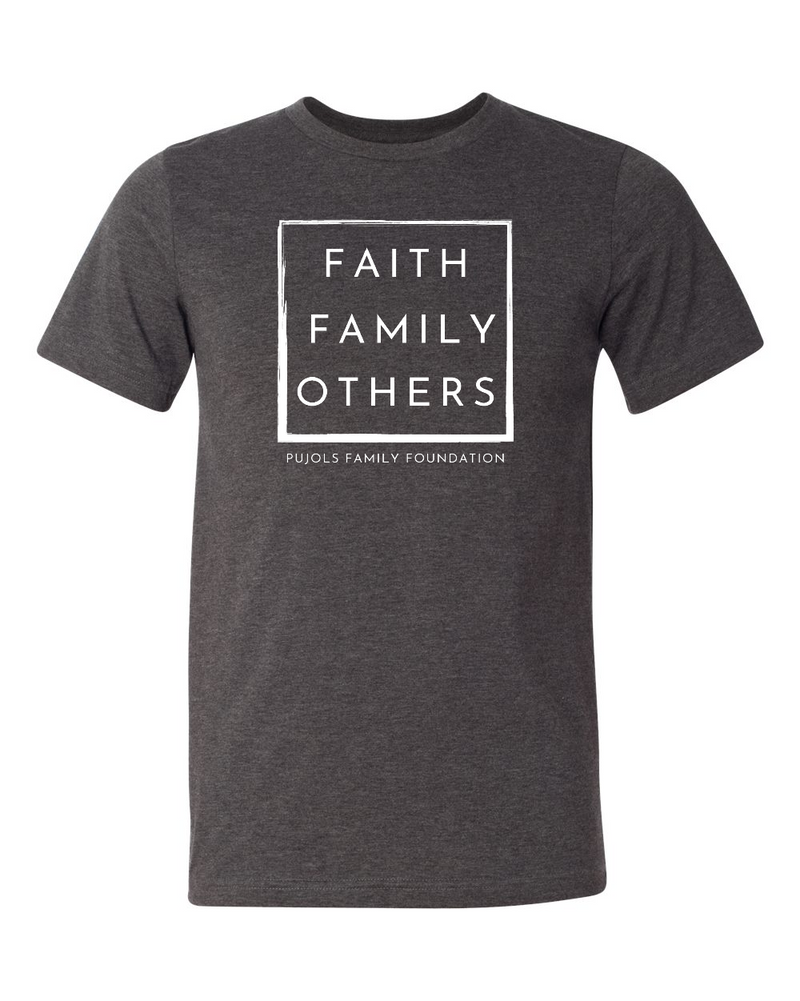 Faith Family Others - Tee
