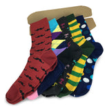 5 Pairs Men's Power Socks - Energizer