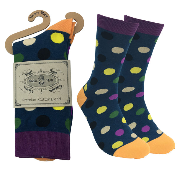 Mens Colorful Novelty Funky Fun Cotton Fashion Socks  Collection- Single Pairs