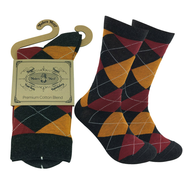 Mens Colorful Funky Fun Fashion Socks  Collection- Single Pairs