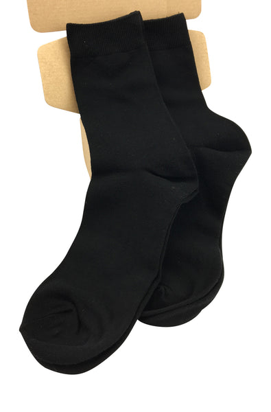 Men Premium Classic Dress Socks-Super Soft Luxury Crew Socks-Gift Box