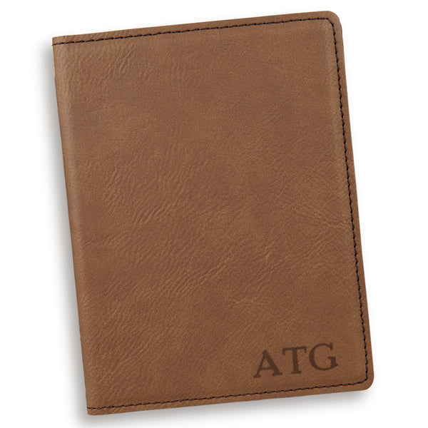 Dark Brown Passport Holder