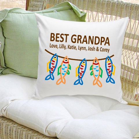 16x16 Throw Pillow Family