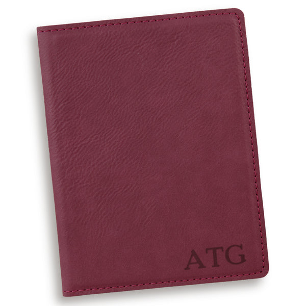 Rose Passport Holder