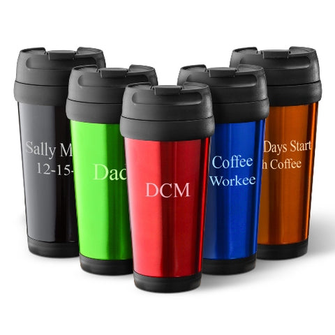 On-the-Go Travel Tumbler
