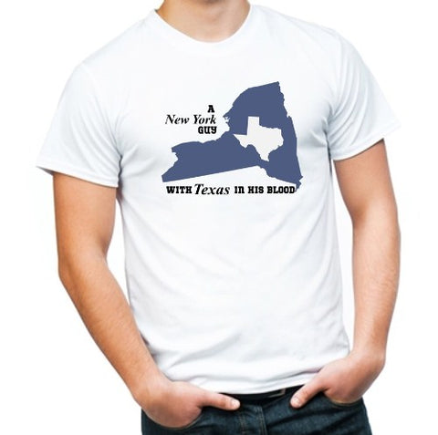 Personalized Men's Home State T-Shirt