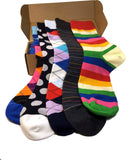 5 Pair Men's Power Socks - Metropolitan Collection