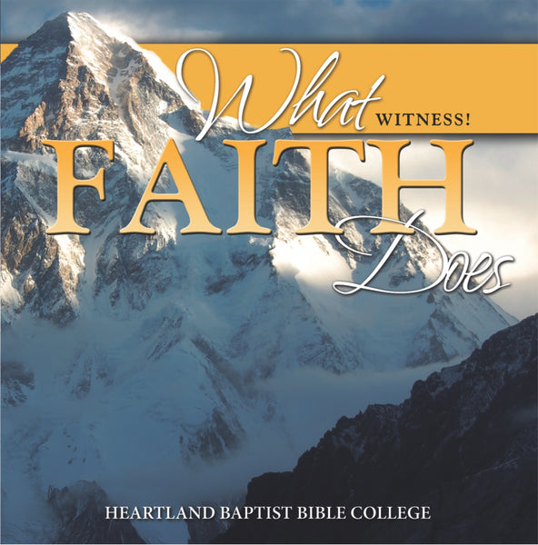 What Faith Does (MP3)