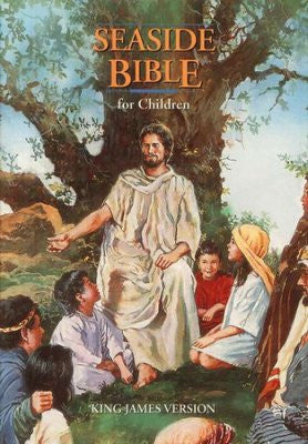 KJV Seaside Bible, Hardcover with zipper