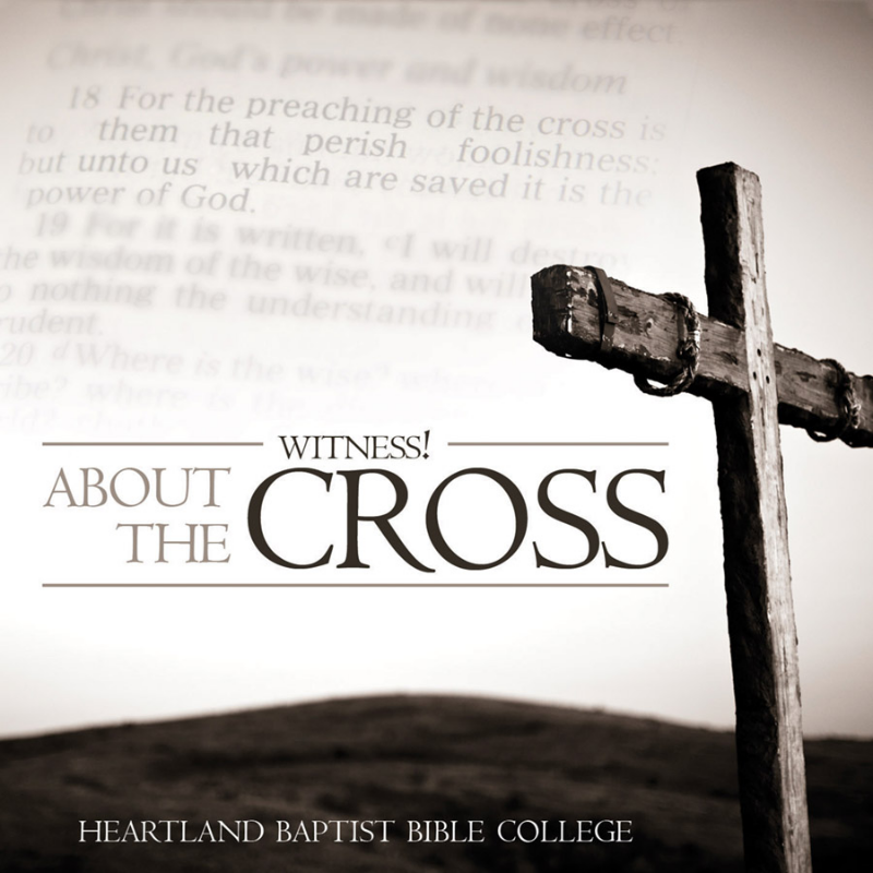About the Cross - CDs from Heartland Baptist Bookstore