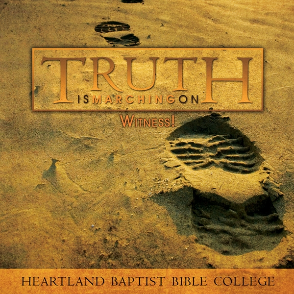 Truth Is Marching On CD