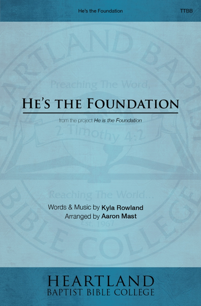He's the Foundation