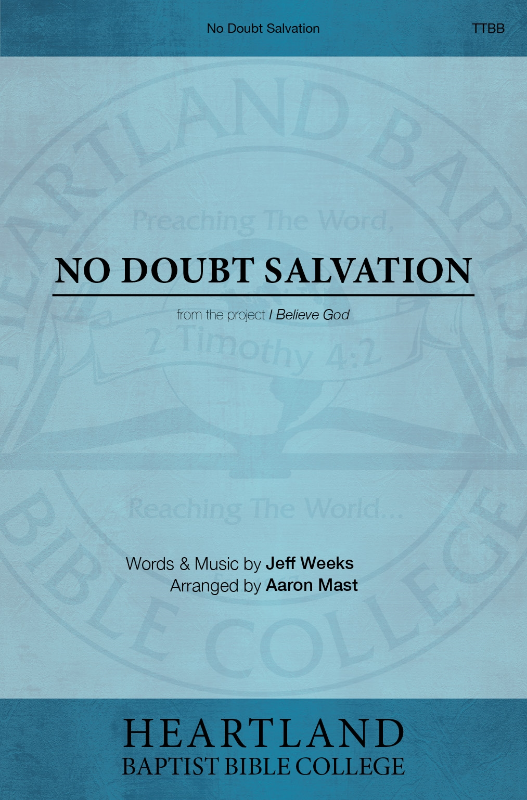 No Doubt Salvation