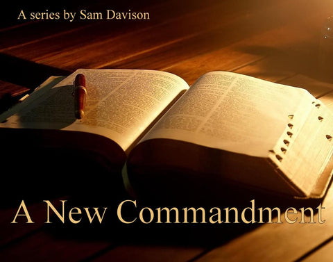 A New Commandment - CDs from Heartland Baptist Bookstore