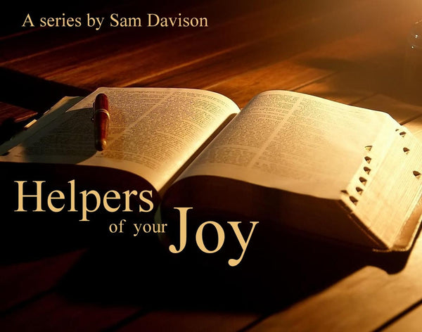 Helpers of your Joy