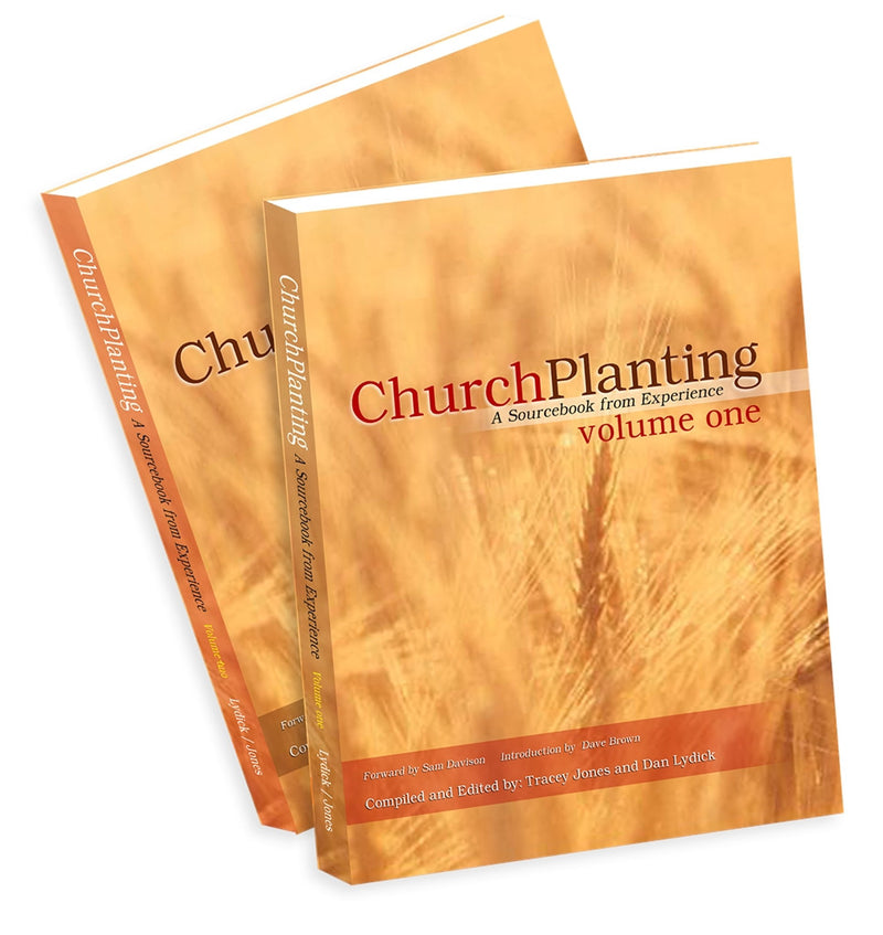 Church Planting (Volumes one & two) - Books from Heartland Baptist Bookstore