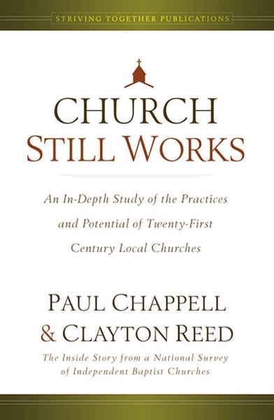 Church Still Works - Books from Heartland Baptist Bookstore