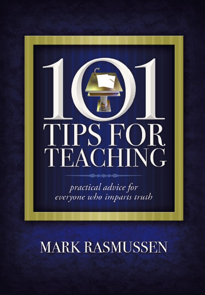 101 Tips For Teaching - Books from Heartland Baptist Bookstore