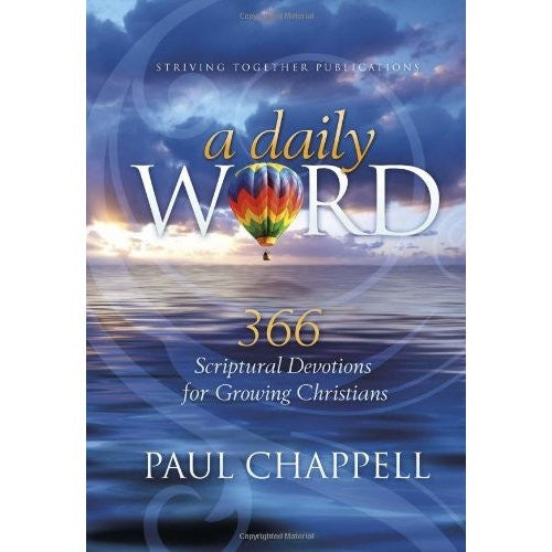 A Daily Word: 366 Scriptural Devotions For Growing Christians - Books from Heartland Baptist Bookstore