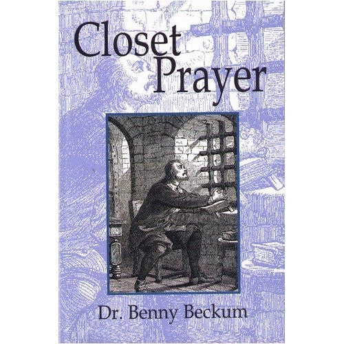 Closet Prayer - Books from Heartland Baptist Bookstore
