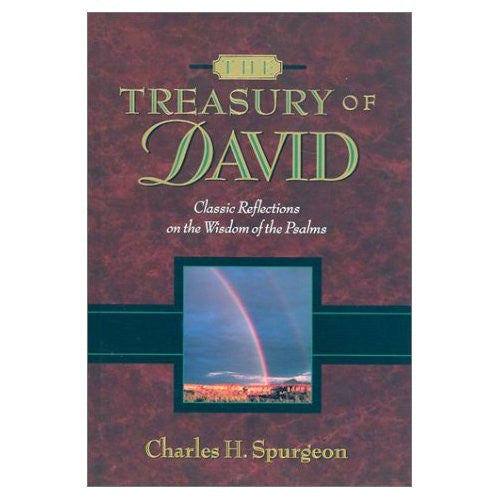 The Treasury of David, 3V set of Psalms
