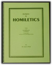 Lectures in Homiletics