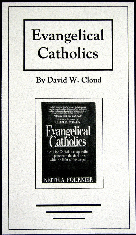 Evangelical Catholics